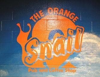 orange snail logo