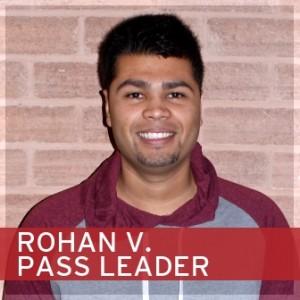 ROHAN PASS LEADER