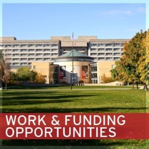 WORK & FUNDING OPPORTUNITIES
