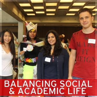 BALANCING SOCIAL AND ACADEMIC LIFE BOX