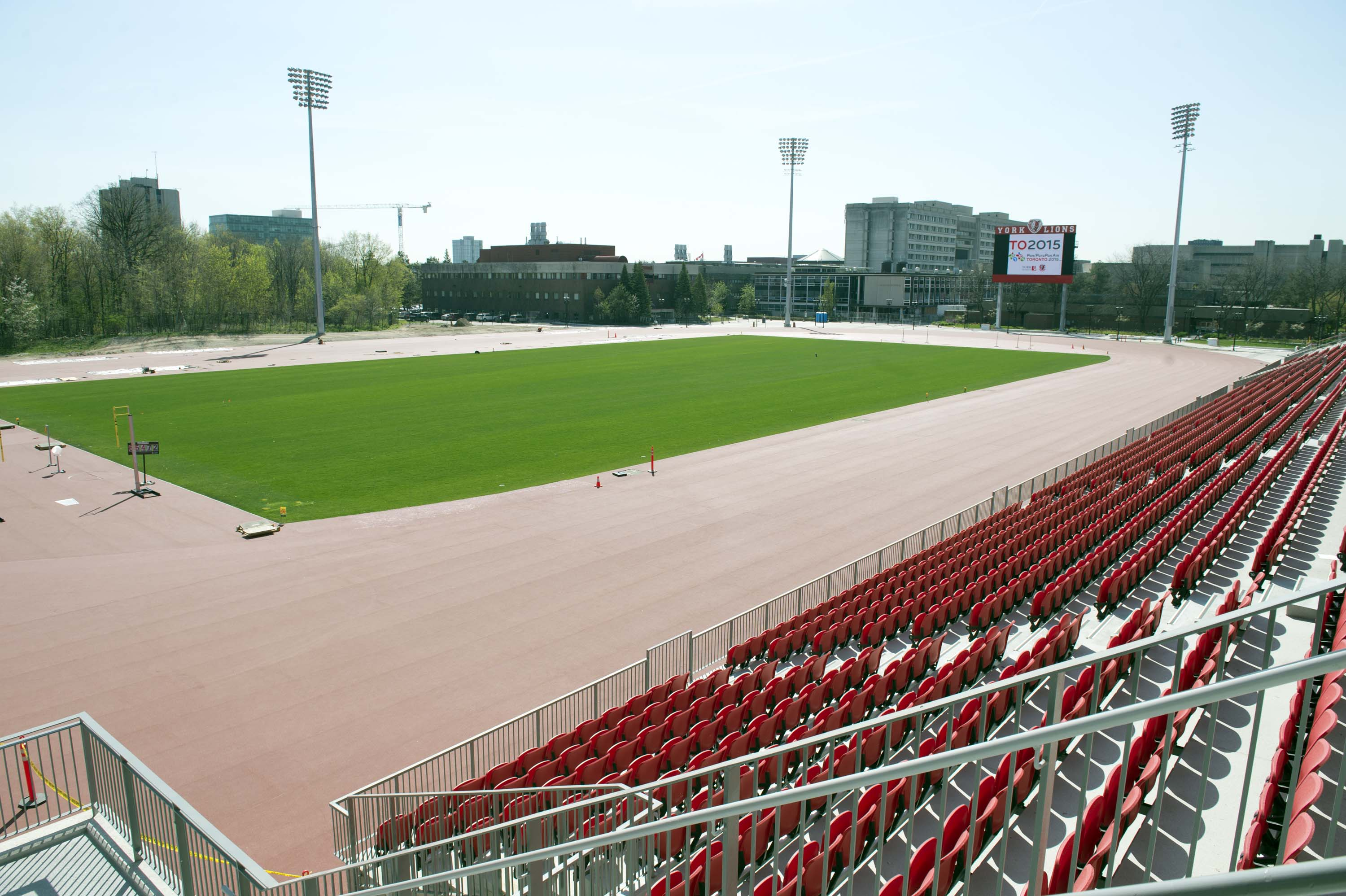 CIBC Athletics Stadium