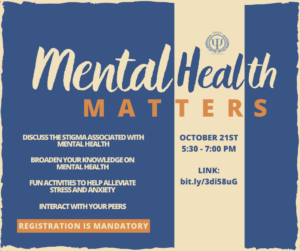 Mental Health Matters Event