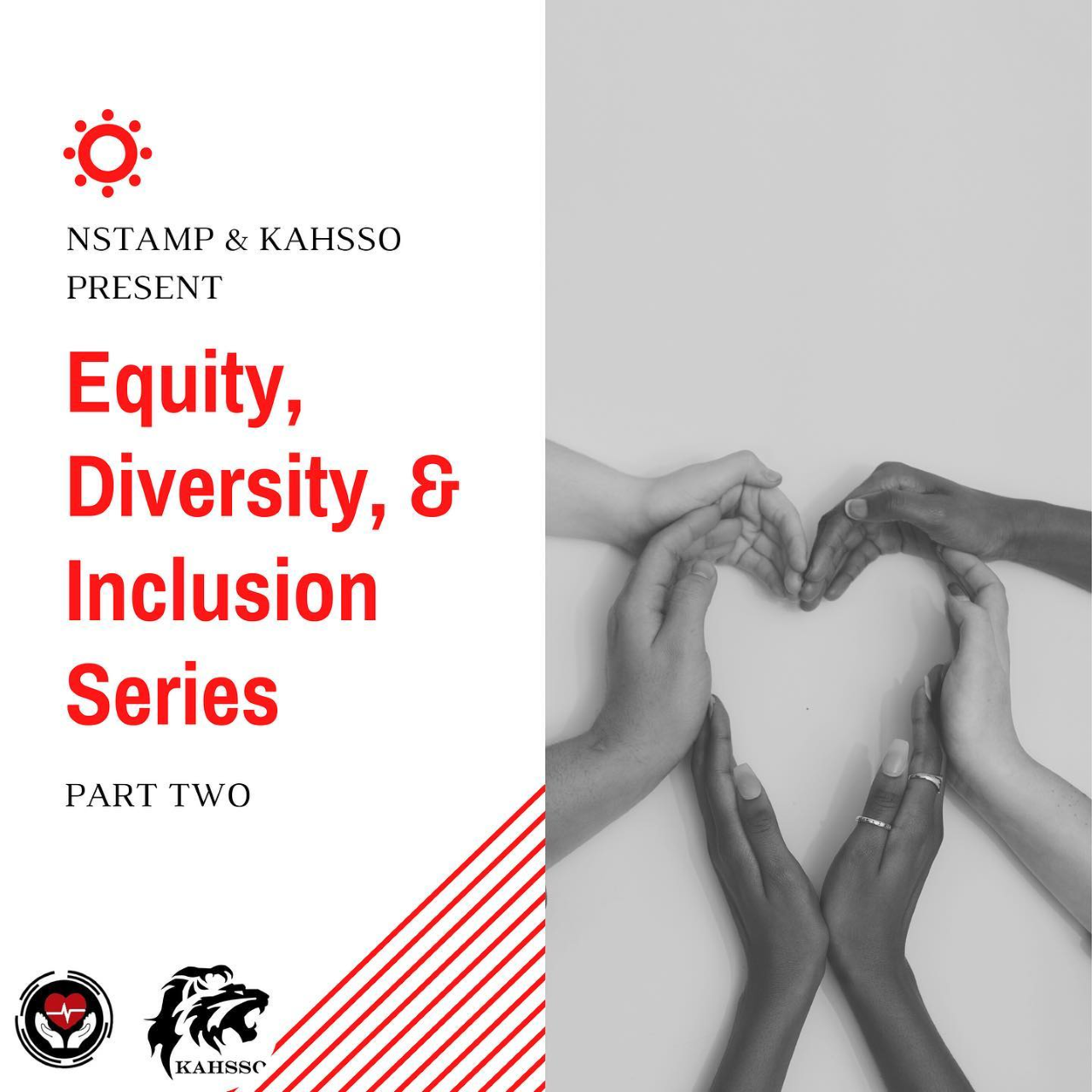 Equity, Diversity, & Inclusion Series @ Zoom