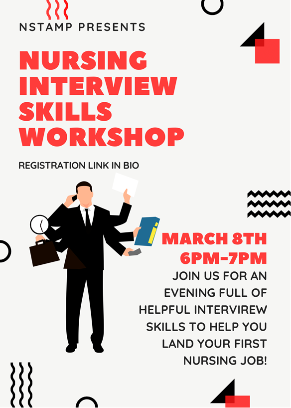 NSTAMP Interview Skills Workshop