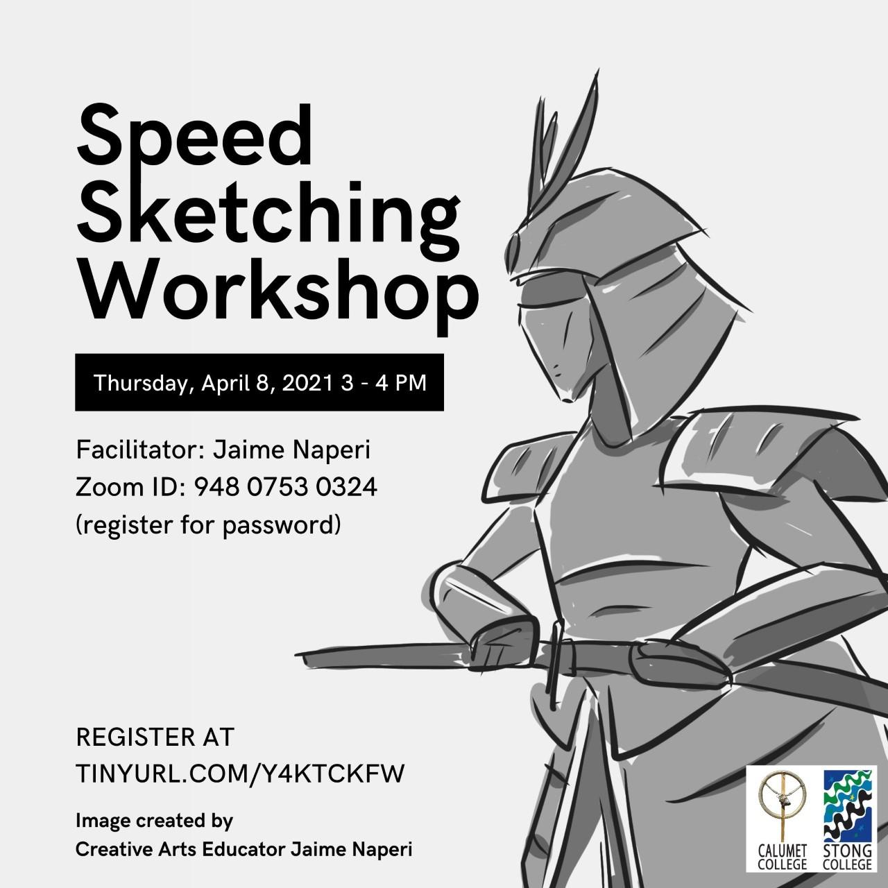 Speed Sketching Workshop
