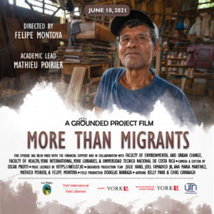 Grounded Project: Film Screening & Panel Discussion for More Than Migrants