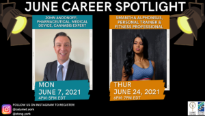 Career Spotlight - Smantha Alphonsus, Personal Trainer & Fitness Professional