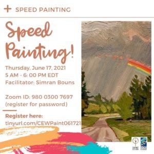 Speed Painting Workshop