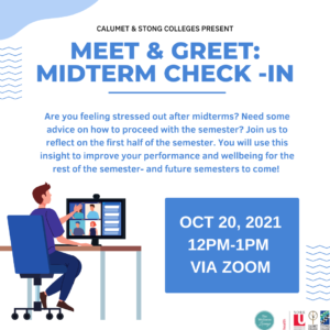 Meet & Greet: Midterm Check-in